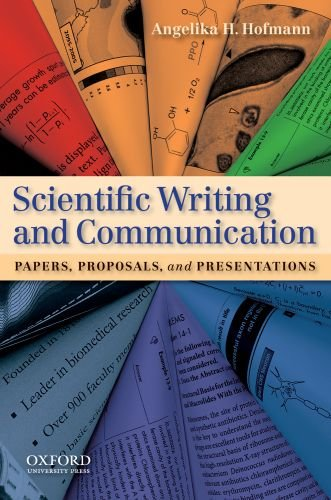 Scientific Writing and Communication Papers, Proposals, and Presentations  2010 edition cover