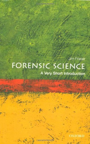 Forensic Science   2010 edition cover