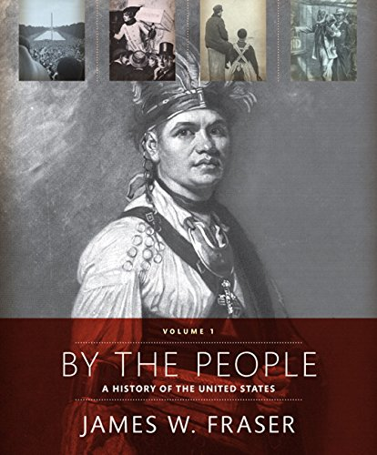 By the People Volume 1  2016 9780205743056 Front Cover