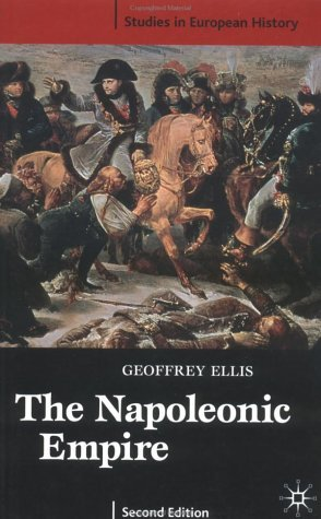 Napoleonic Empire  2nd 2003 (Revised) 9780333990056 Front Cover