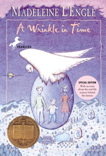 Wrinkle in Time   2005 edition cover