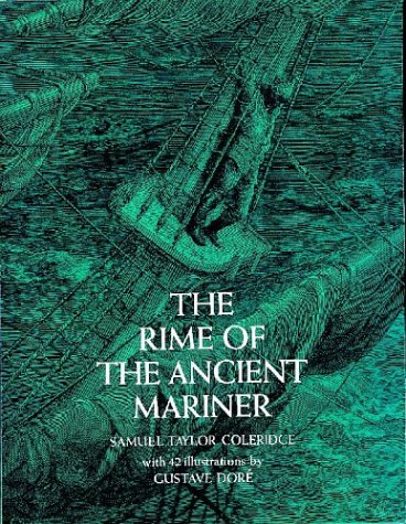Rime of the Ancient Mariner  Reprint edition cover