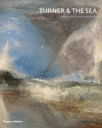 Turner and the Sea   2013 9780500239056 Front Cover