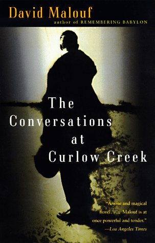 Conversations at Curlow Creek  Large Type  edition cover