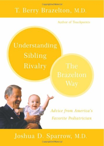 Understanding Sibling Rivalry The Brazelton Way  2005 edition cover