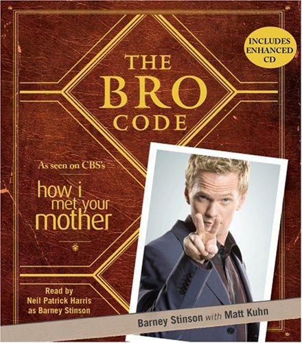 The Bro Code:  2008 edition cover