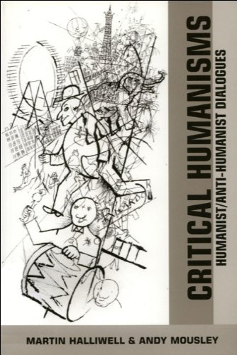Critical Humanisms Humanist/Anti-Humanist Dialogues  2003 edition cover