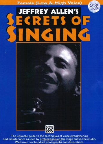 Secrets of Singing Female (Low and High Voice)  1994 edition cover