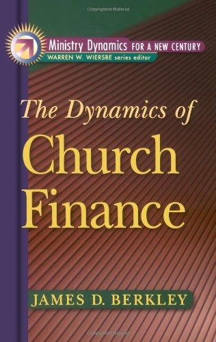 Dynamics of Church Finance   2000 edition cover