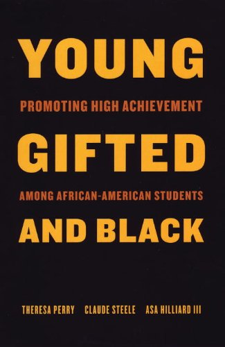 Young, Gifted, and Black Promoting High Achievement among African American Students  2004 edition cover