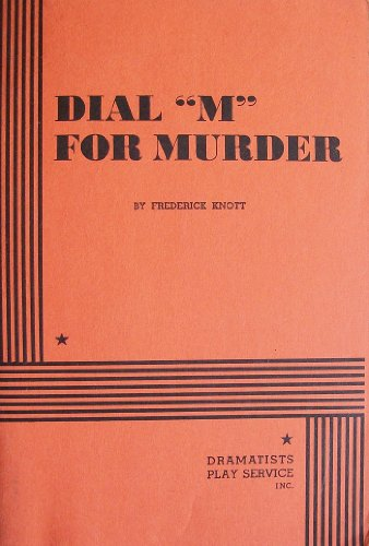 Dial M for Murder  N/A edition cover