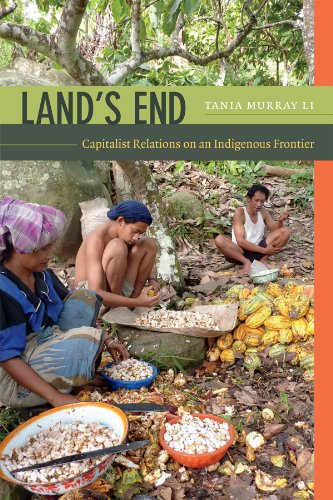 Land's End Capitalist Relations on an Indigenous Frontier  2014 edition cover
