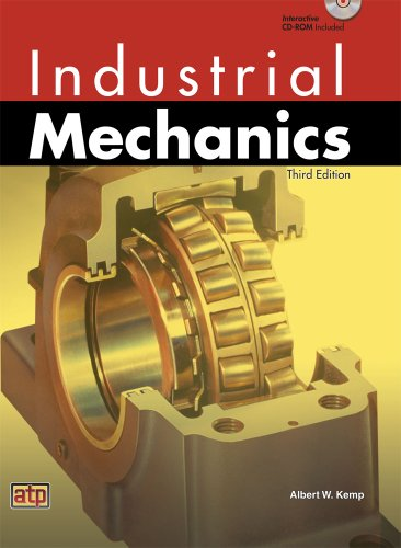 Industrial Mechanics  3rd 2012 edition cover