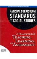 Curriculum Standards for Social Studies: Expectations of Excellence  2011 9780879861056 Front Cover