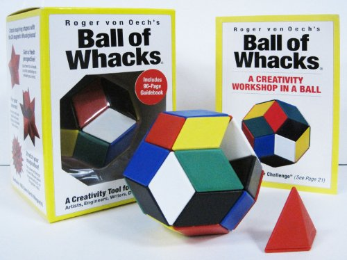 Ball of Whacks - 6-Color   2008 edition cover