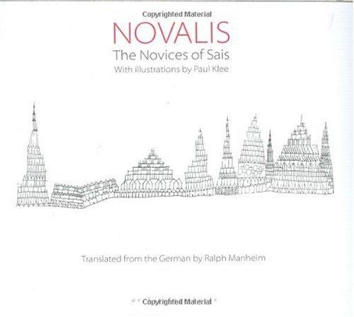 Novices of Sais   2005 edition cover