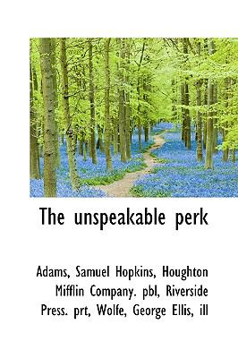 Unspeakable Perk N/A edition cover
