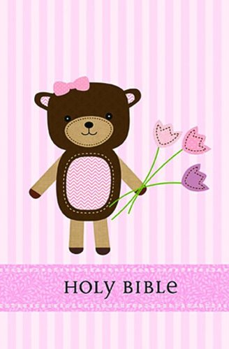 Baby Bear Bible - Girl   2013 9781400321056 Front Cover