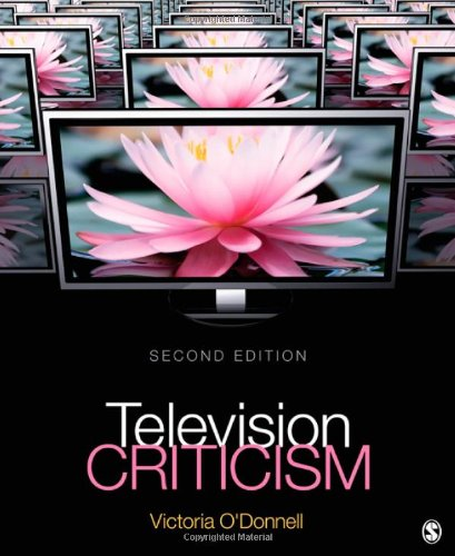 Television Criticism  2nd 2013 edition cover