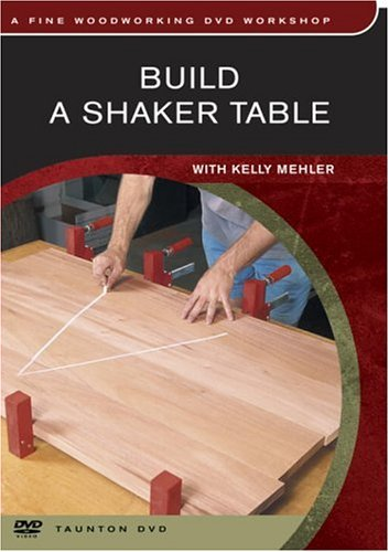 Build a Shaker Table   2003 edition cover