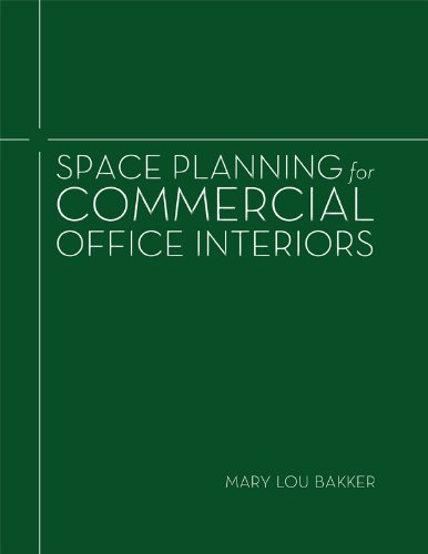 Space Planning for Commercial Office Interiors   2012 edition cover