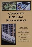 CORPORATE FINANCIAL MANAGEMENT N/A 9781581527056 Front Cover