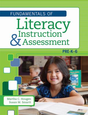 Fundamentals of Literacy Instruction and Assessment, Pre-K-6   2012 edition cover