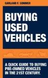 Buying Used Vehicles  N/A edition cover