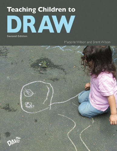 Teaching Children to Draw  2nd 2009 edition cover