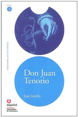Don Juan Tenorio (Libro + Cd)   2010 edition cover