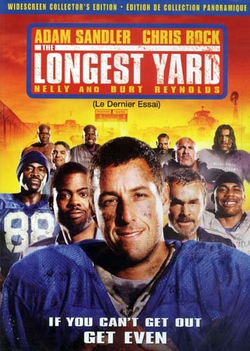 The Longest Yard (2005) System.Collections.Generic.List`1[System.String] artwork