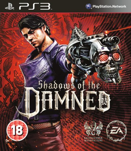 Shadows of the Damned (PS3) PlayStation 3 artwork