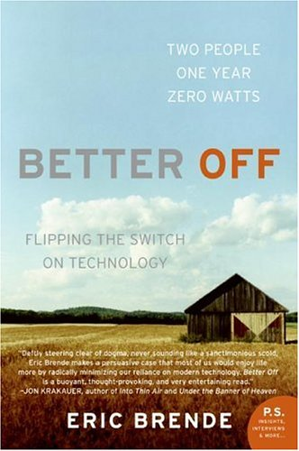 Better Off Flipping the Switch on Technology N/A edition cover