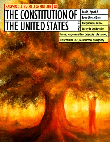 HarperCollins College Outline Constitution of the United States  13th 1991 edition cover