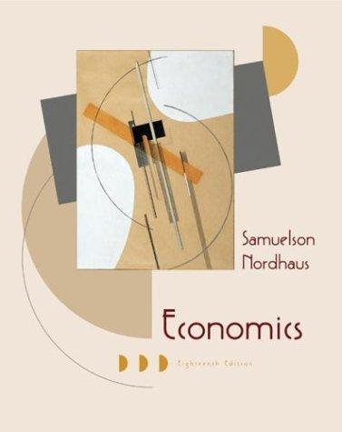 Economics  18th 2005 (Revised) edition cover