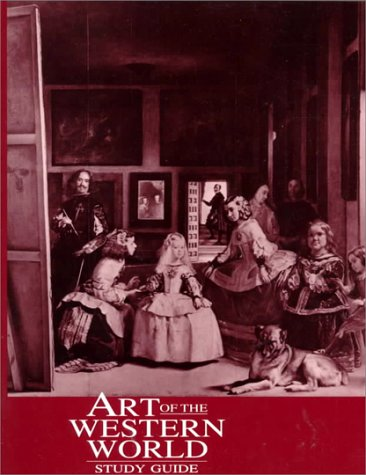 Art of the Western World  1st (Student Manual, Study Guide, etc.) 9780075574057 Front Cover