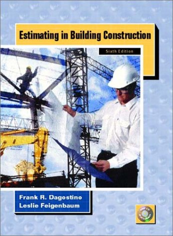 Estimating in Building Construction  6th 2003 edition cover
