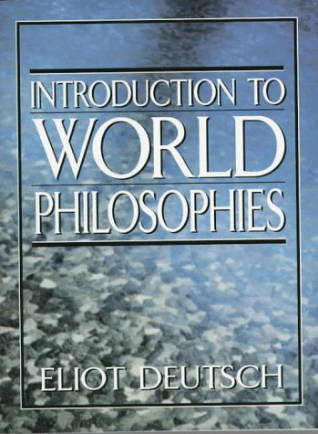 Introduction to World Philosophies  1st 1997 edition cover
