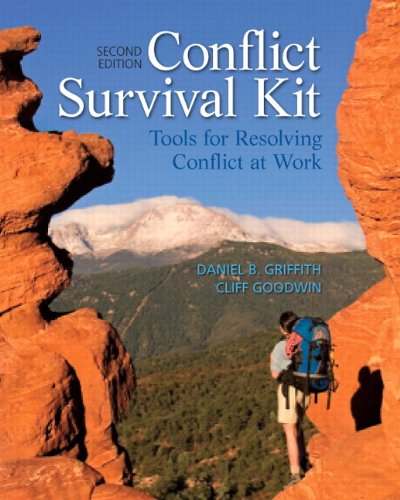 Conflict Survival Kit Tools for Resolving Conflict at Work 2nd 2013 edition cover