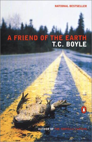 Friend of the Earth  Reprint edition cover