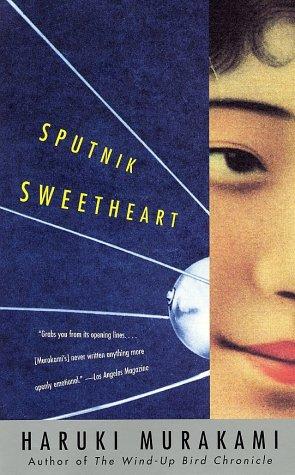 Sputnik Sweetheart   2001 edition cover