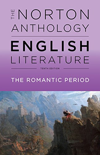 The Norton Anthology of English Literature:   2018 9780393603057 Front Cover