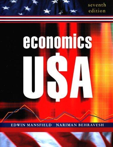Econ Usa  7th 2004 edition cover