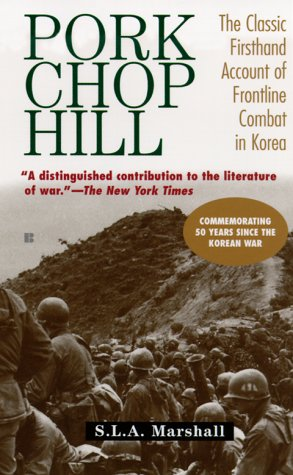Pork Chop Hill   2000 9780425175057 Front Cover