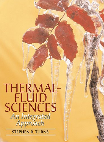 Thermal-Fluid Sciences An Integrated Approach 2nd 2006 edition cover
