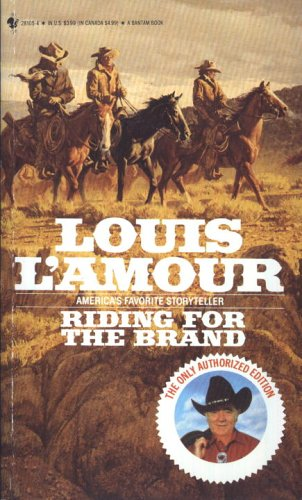 Riding for the Brand Stories N/A 9780553281057 Front Cover