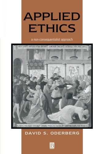 Applied Ethics A Non-Consequentialist Approach  2000 edition cover