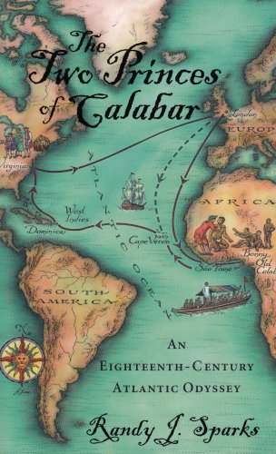 Two Princes of Calabar An Eighteenth-Century Atlantic Odyssey  2004 edition cover