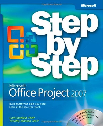 Microsoft� Office Project 2007   2007 (Revised) 9780735623057 Front Cover