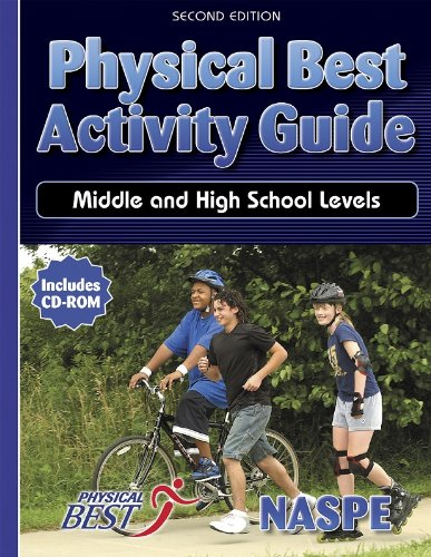 Physical Best Activity Guide Middle and High School Levels 2nd 2004 (Revised) edition cover